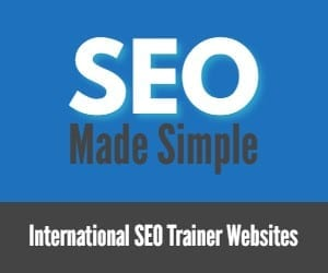 Sprache-Language-Taal SEO Trainer - International SEO Trainer Websites